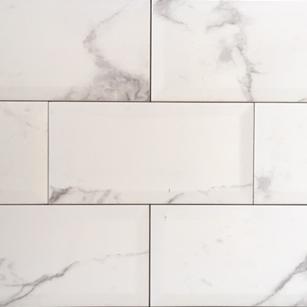Bisel Carrara Gris - Carrara gris porcelain tile
